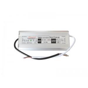 Zdroj spínaný pre LED diódy + pásiky IP66, 24V/100W/4,17A
