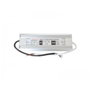 Zdroj spínaný pre LED diódy + pásiky IP66, 24V/150W/6,25A