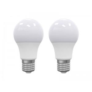 Žiarovka LED A60 2x9W E27 biela teplá RETLUX REL 20