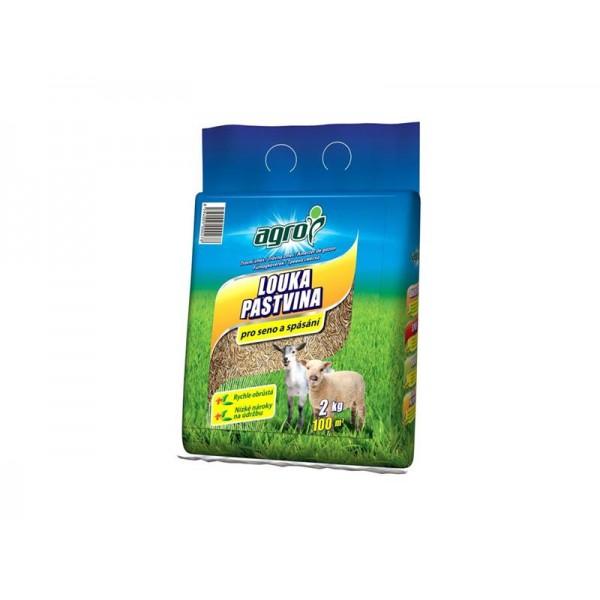 Zmes trávna AGRO Lúka a pastvina 2kg