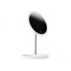 Zrkadlo kozmetické IMMAX CIRCLE + LED podsvietenie 08941L