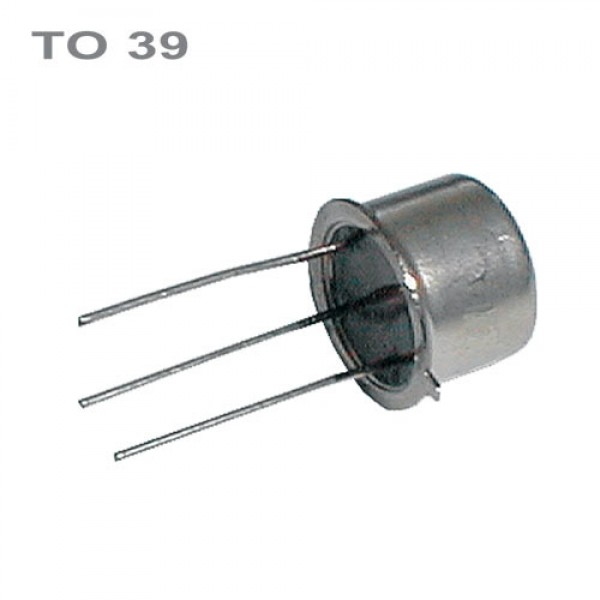 BF259 NPN 300V,0.1A,1W,90MHz TO39