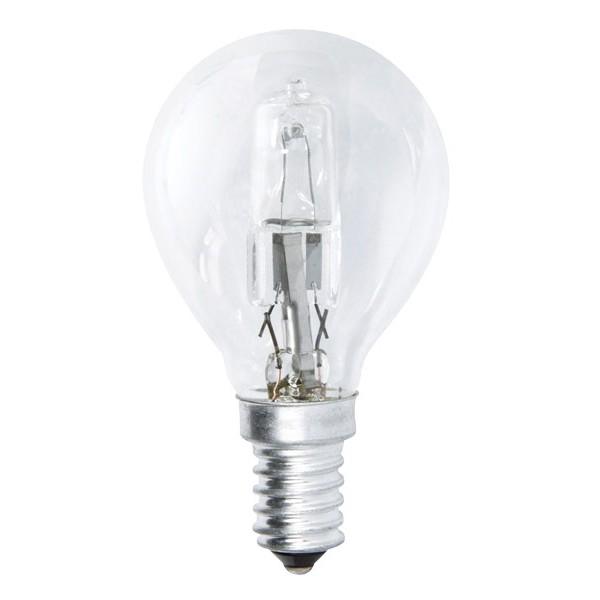 Halogénová ECO žiarovka CLASSIC P45 E14 28W