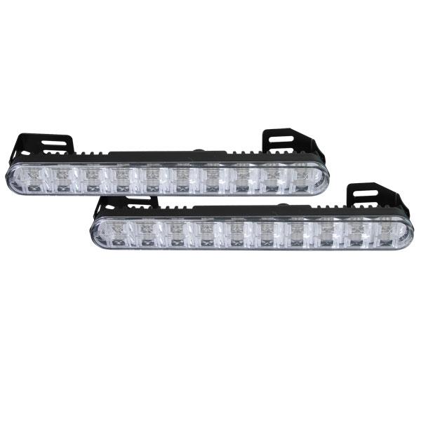 Svetlá pre denné svietenie LED DRL020 pir, homologácia