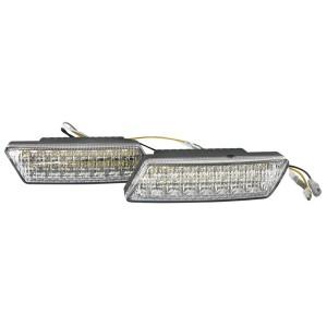 Svetlá pre denné svietenie LED DRL016 pir, homologizácia