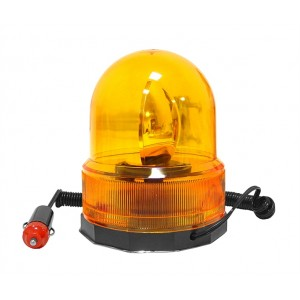LED maják s magnetom 12V