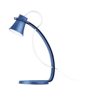 LED stolná lampa George modrá