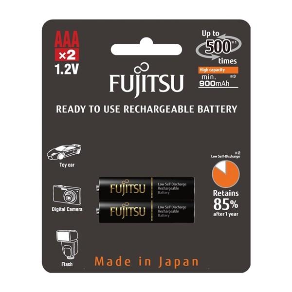 Batéria HR-4UTHCEX-2B BLACK PROFI AAA 2x FUJITSU nabíjacia