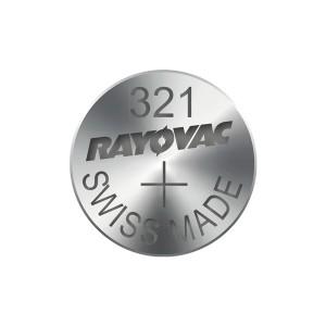 Gombíková batéria do hodiniek RAYOVAC 321