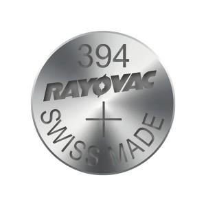 Gombíková batéria do hodiniek RAYOVAC 394