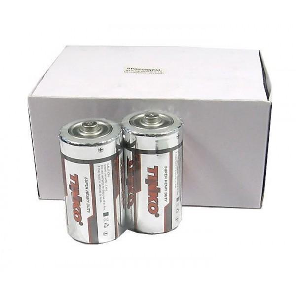 Batéria C (R14) Zn-Cl TINKO, balenie 24ks