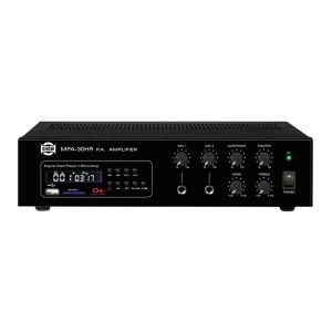 Ústredňa rozhlasová MPA-30HR 100V