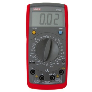 Multimeter UNI-T UT 39C
