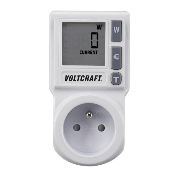Merač spotreby elektrickej energie Voltcraft EM 1000 Basic
