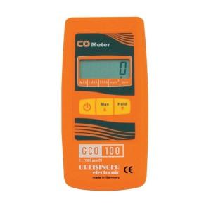 Detektor oxidu uhoľnatého (CO) Greisinger GCO 100