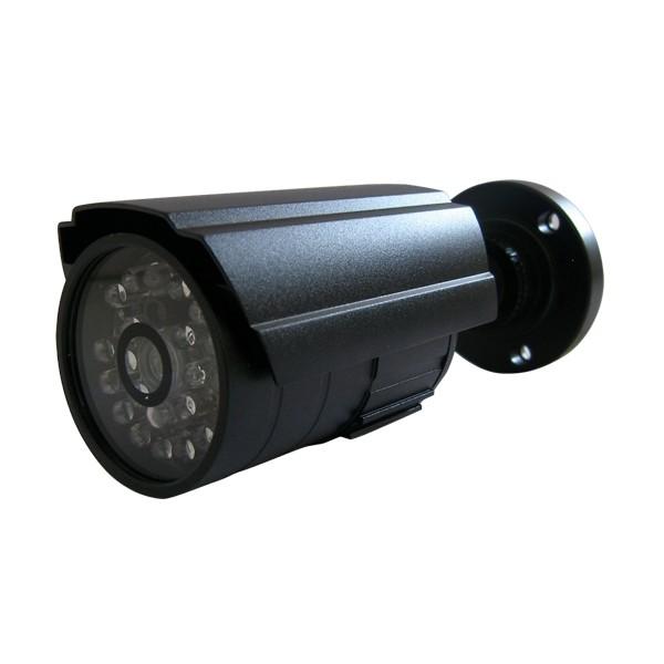 Atrapa kamery AK-10 vonkajšia, hliníková, mini