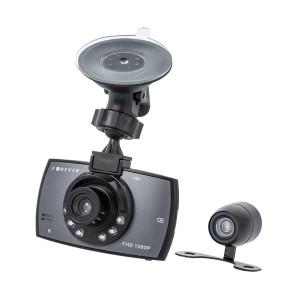 Kamera do auta Full HD FOREVER VR-200, 2.7 + zadná kamera