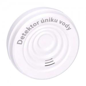 Detektor úniku vody, alarm 85dB, 9V batéria 1D34