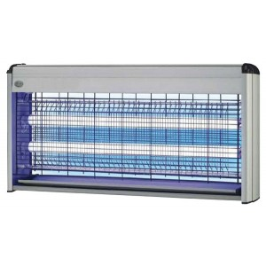 Lapač hmyzu s UV žiarivkou 40W (2 x 20W)