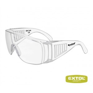Okuliare ochranné polykarbónové skladacie EXTOL CRAFT