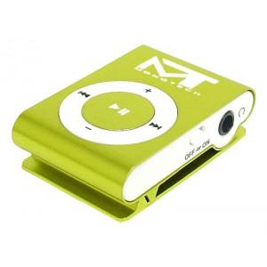 MP3 prehrávač MonoTech žltý