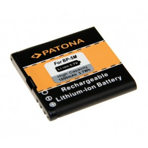 Batéria gsm NOKIA BP-5M 1000mAh PATONA PT3032