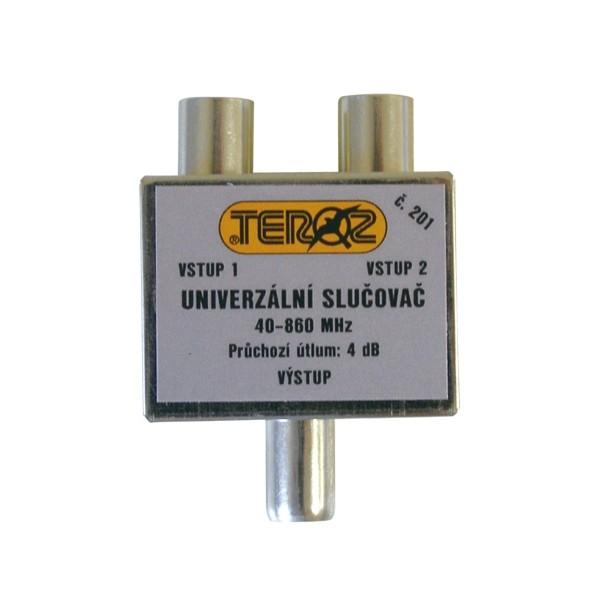 Anténny zlučovač univerzálny IEC Teroz