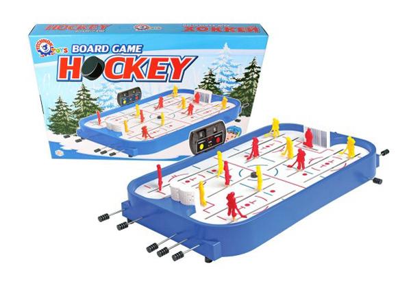 Detský stolný hokej TEDDIES 54cm